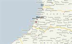 batumi map batumi location guide