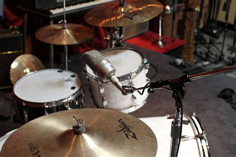 duet recordings recording drums with duet apogee