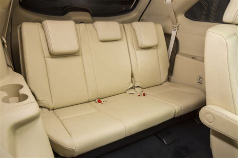 does toyota venza third row seating suvs with captain s chairs plus third row seats shopper s