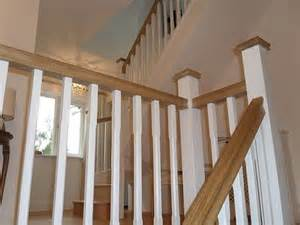 Oak Stair Banister 25 Best Ideas About Oak Handrail On