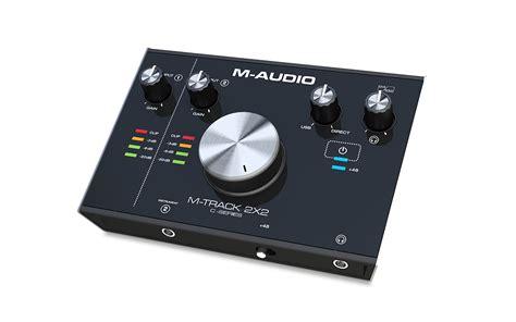 m audio m track 2x2