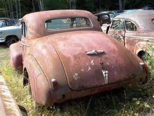 1940 Cadillac Parts 1940 Buick Coupe Parts Of The Past