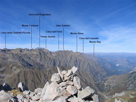 alpi marittime torino monte frisson 2637 m