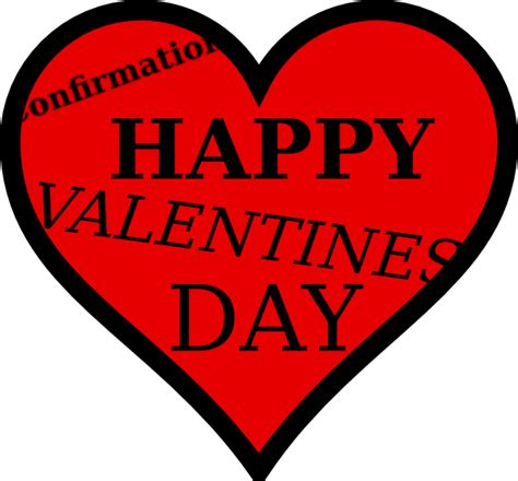 happy valentines day clip free happy valentines day clip at clker vector clip