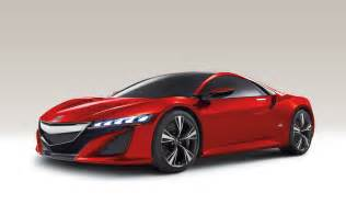 2015 Acura Nsx 2015 Acura Nsx Front Three Quarter Photo 12