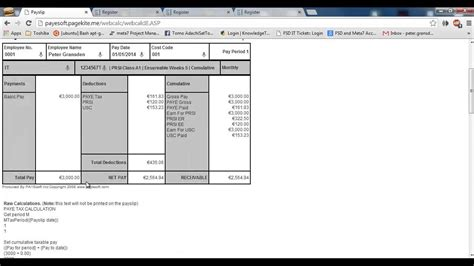 sle of payroll slip invoice template microsoft office