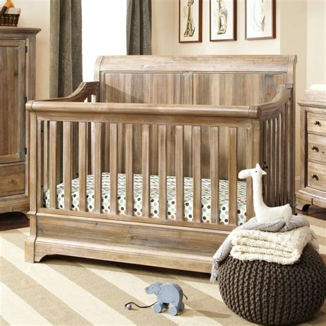 17 Best Ideas About Rustic Crib On Pinterest Rustic Baby Rustic Baby Cribs