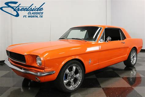 how much is a 1966 mustang worth 1966 ford mustang streetside classics classic