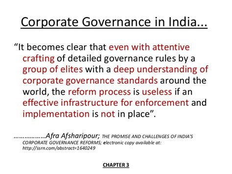 Corporate Governance Mba Thesis by Thesis In Company