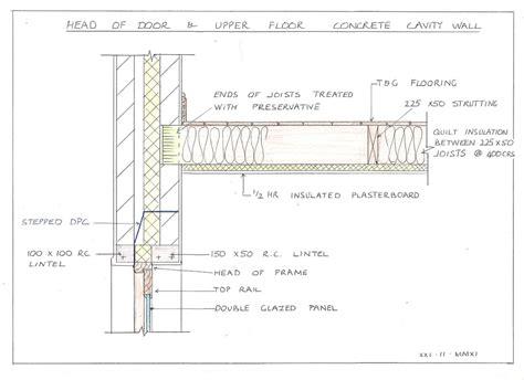 drawing floor concrete floor detail drawing