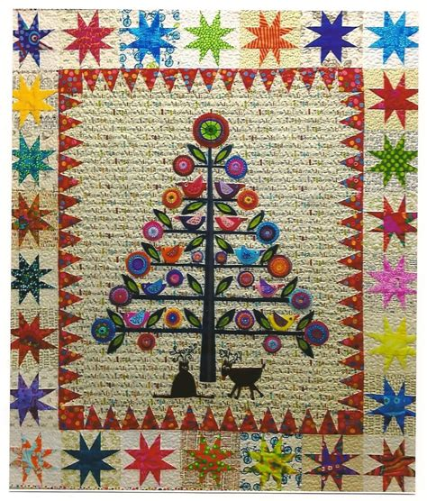 net christmas tree pattern patterns applique