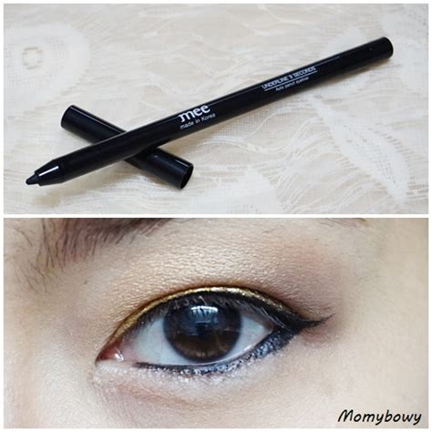 Eyeliner Liquid Vologn Made In Korea review new pencil liner and eyeliner by mee made in korea