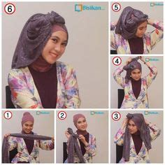 tutorial jilbab pesta tile tutorial model jilbab segi empat tutorial hijab simple