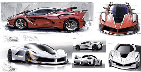 laferrari sketch laferrari fxxk sketch sketches