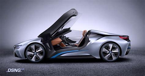 future bmw i8 dsng s sci fi megaverse bmw i8 spyder the exotic hybrid