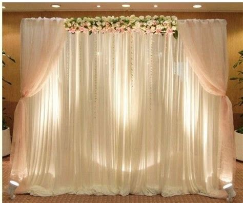 event wedding stand pipe and drape backdrop for wedding   Pipe and drape   Pinterest   Backdrops