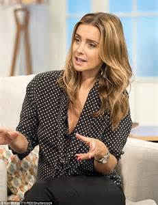louise redknapp louise redknapp is taking part in strictly to escape