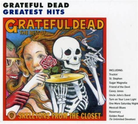 Grateful Dead Best Of Skeletons From The Closet by Grateful Dead Albums Zortam