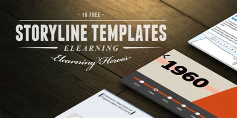 10 Fresh And Free Elearning Templates For Articulate Storyline Elearning Templates Elearning Templates Storyline