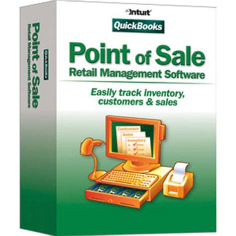tutorial quickbooks point of sale intuit quickbooks point of sale pro multi store 7 0 403710 b h
