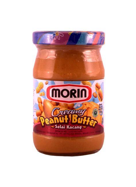 Kacang Morin morin jam peanut butter btl 150g klikindomaret