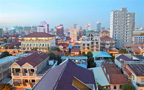 How Much Does It Cost to Live in Phnom Penh, Cambodia?