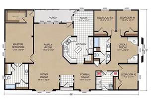 manufactured homes floor plan chion manufactured homes floor plans house design ideas