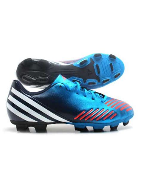 Sepatu Bola Adidas Predator Lethal Zones Toko Olahraga Hawaii Sports Sepatu Bola Adidas Predator Lz Lethal Zone Trx Fg Bright Blue