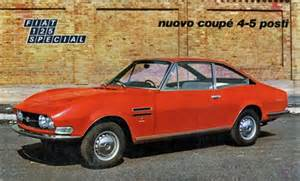 Fiat 125 Coupe 1967 Fiat 125 Studios