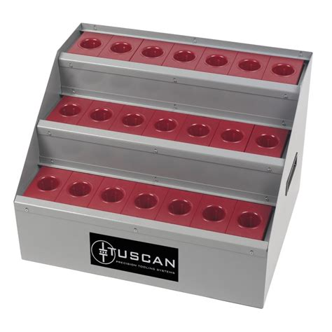 Tooling Racks by Tuscan Iso 40 Tooling Rack Stand