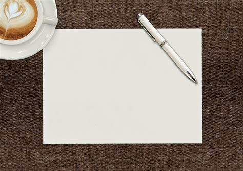 papier und feder kostenlose illustration stift papier n stift und