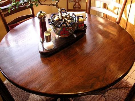 Refinishing dining table   Woodworking Talk   Woodworkers