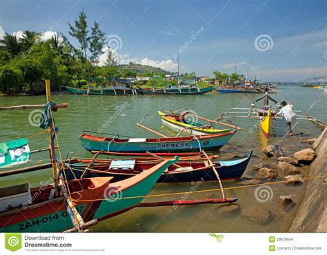 fishing boat business philippines philippine boats editorial stock image image 20679944