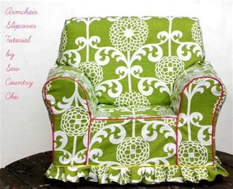 pattern for armchair covers armchair slipcover free sewing pattern