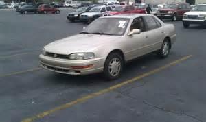 1993 Toyota Camry Parts 1993 Toyota Camry 4dr Sedan Xle Auto V6 1999 Toyota
