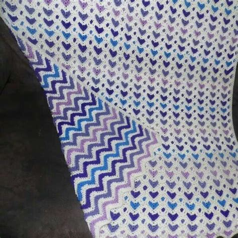 sweetheart reversible ripple afghan pattern reversible ripple afghan pattern book on amazon