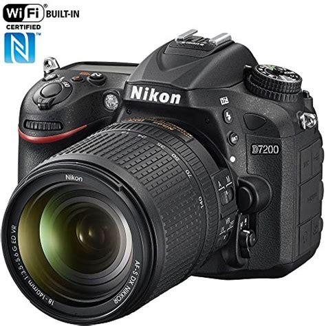 dslr mp nikon d7200 24 2 mp dx format digital slr with 18