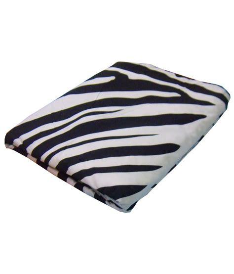Ac Zebra satcap zebra printed ac blanket buy satcap zebra printed