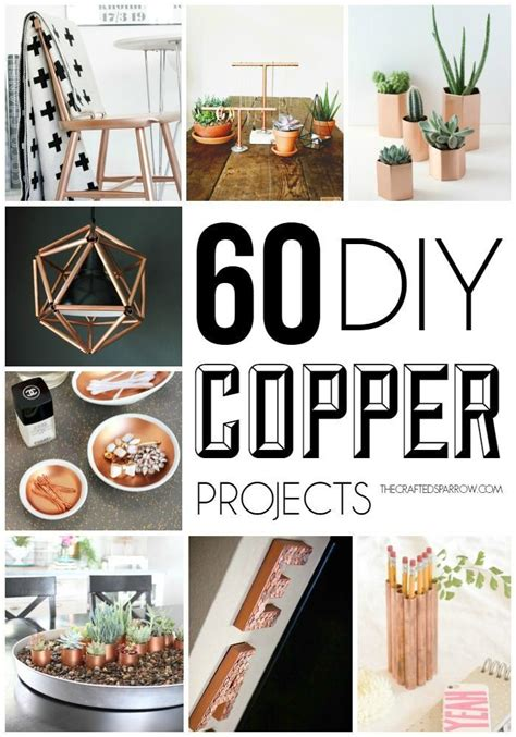 17 gorgeous diy copper projects that will add elegance to any 60 diy copper projects the crafted sparrow autos post