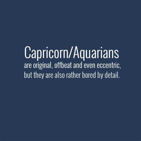 best 25 capricorn aquarius cusp ideas on pinterest