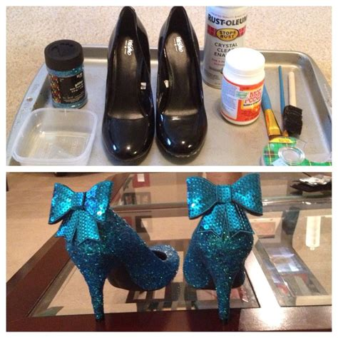 diy pumps shoes 17 best images about diy heels on glitter
