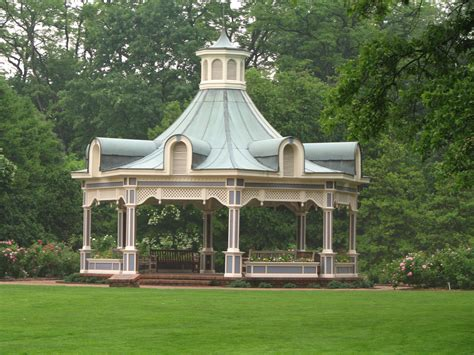 Plans For Garden Sheds by File Victorian Gazebo Jpg