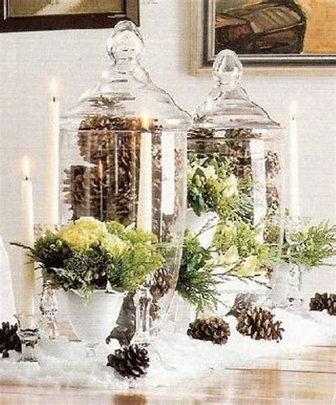 winter decorating themes inspiring winter wedding table centerpieces
