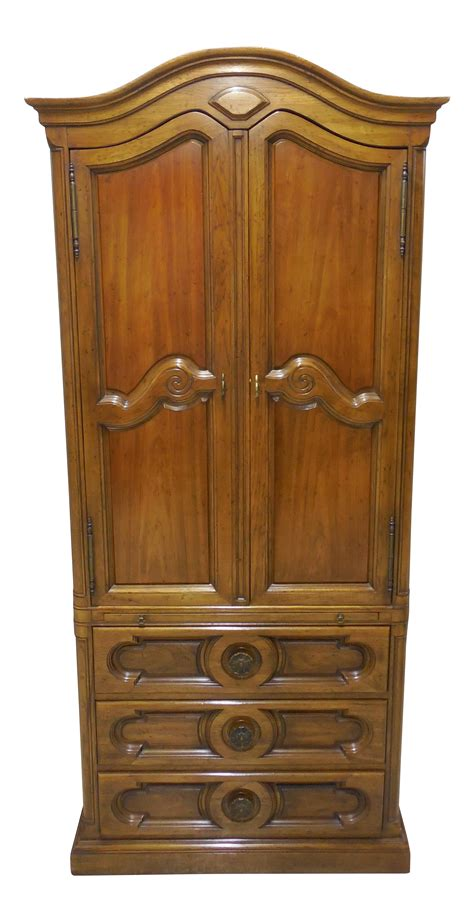 henredon armoire henredon heritage grand tour french country armoire chairish
