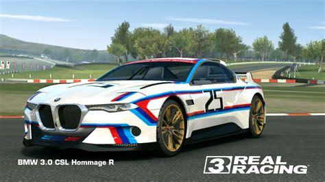 BMW 3.0 CSL Hommage R   Real Racing 3 Wiki   FANDOM