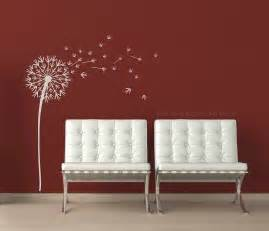 Dandelion Wall Sticker Dandelion Wall Decal