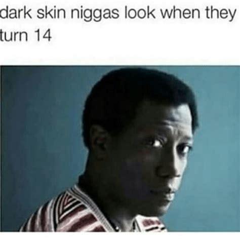 Dark Skin Niggas Meme - 25 best memes about dark skin niggas dark skin niggas memes