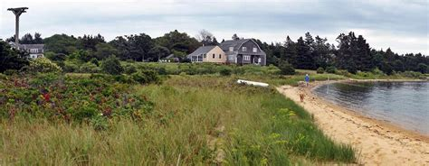 Chappaquiddick Martha S Vineyard Chappaquiddick Vacation Rental Home In Martha S Vineyard Ma 02539 50 Ft To Assoc