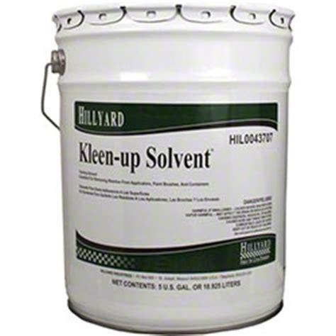 Kleen Up Wiper Sheets Kleen Up Kering hillyard kleen up solvent 174 5 gal pro san maintenance supply inc