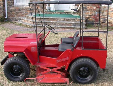 lawn mower jeep jeep lawn mower 28 images scale jeep scale jeeps and